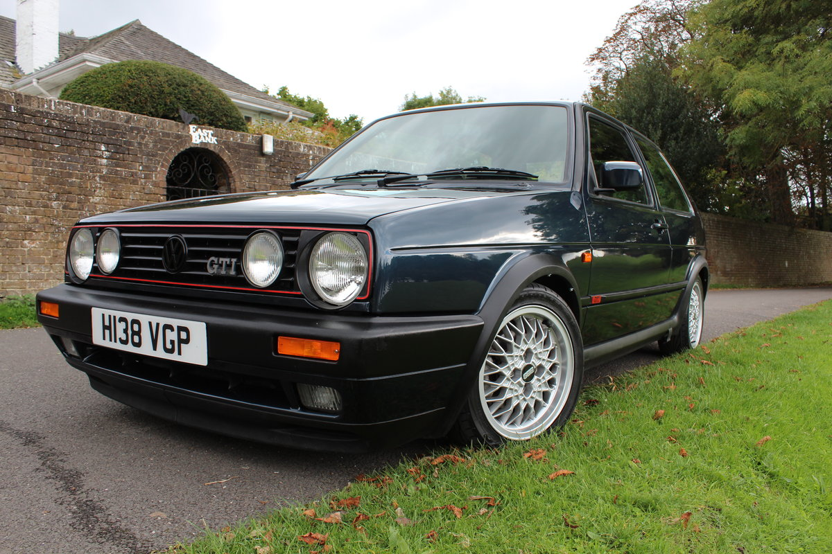 1991 VW Golf GTI MK2 *SOLD SIMILAR ALWAYS REQUIRED* SOLD (picture 2 of 3)