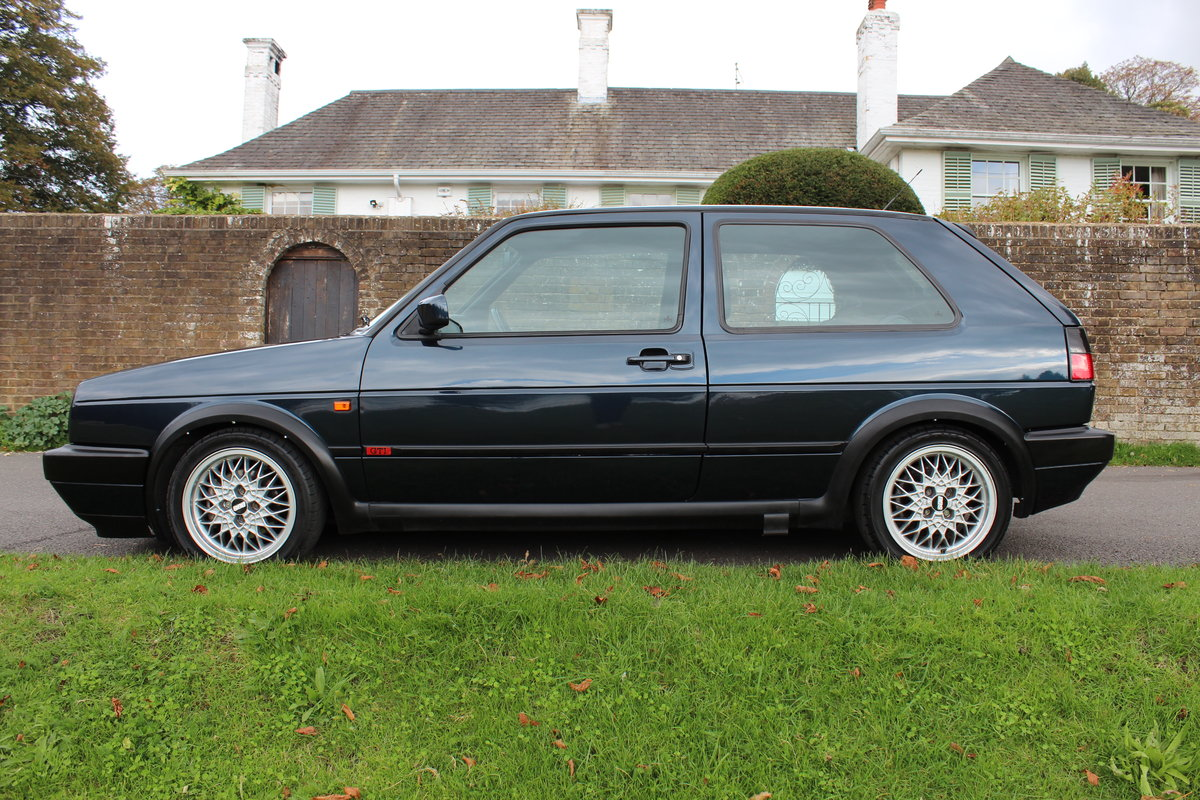 1991 VW Golf GTI MK2 *SOLD SIMILAR ALWAYS REQUIRED* SOLD (picture 3 of 3)