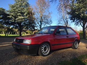 VW mk2 Polo Coupe 1993 36000 mil Stunning Classic