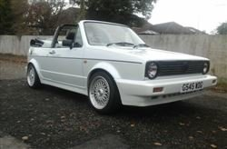 1989 Golf GTI Cabriolet 16V Conv - Tuesday 10th December 2019 For Sale by Auction