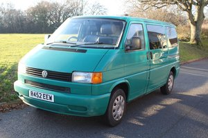 VW T4 1000 TDI SWB 1997 - To be auctioned 31-01-20