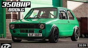 1983 VW mk1 golf road/trackcar