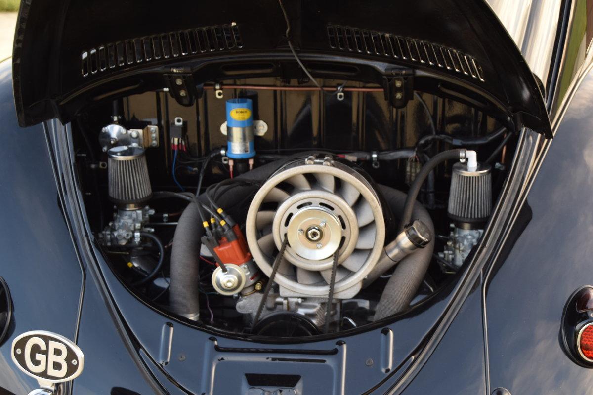VW Beetle 1953 Oval Window Rag Top RHD Restored... For Sale (picture 6 of 11)