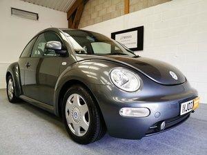 2002  VW Beetle 2.3 V5 Sport 170
