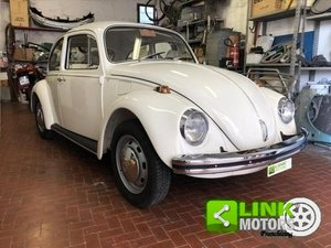 1970 Volkswagen Maggiolino 1.2 11/D2 34CV-DOCUMENTI E TARGHE ORI For Sale
