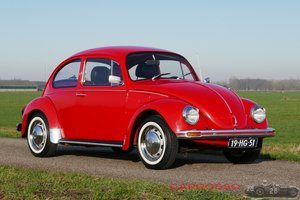 Volkswagen Beetle 1200 Restored and in a good condition