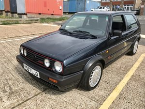 1990 Volkswagen MK2 Genuine G60 Blue 3dr For Sale