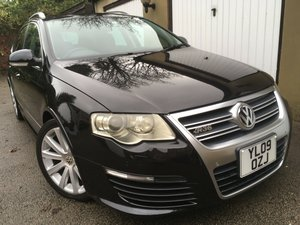 2009  09 Volkswagen Passat R36 Estate 3.6 V6 4Motion DSG