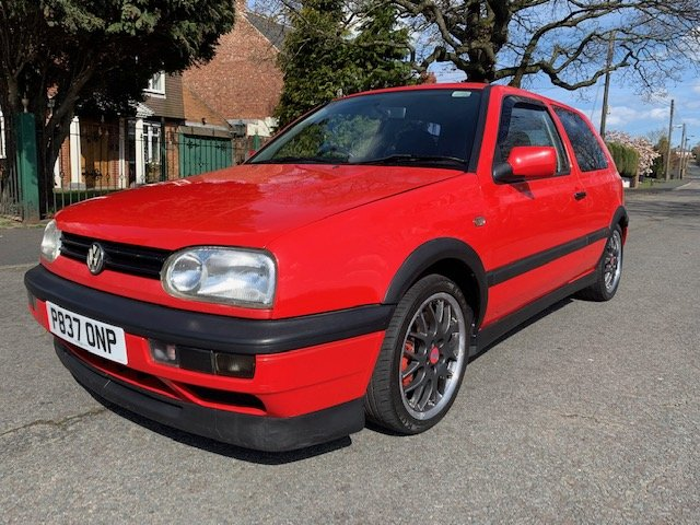 1996 VW GOLF ANNIVERSARY MK3 2L LOW MILEAGE For Sale (picture 1 of 6)