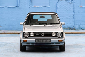 1988 Volkswagen Golf GTI Cabriolet For Sale