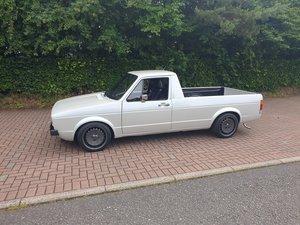 1990 Volkswagen mk1 golf caddy