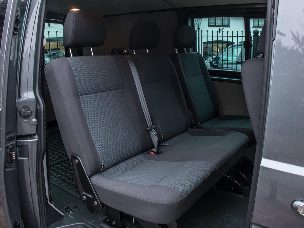 2017 Volkswagen    Transporter T32 Highline 4Motion  For Sale (picture 15 of 18)
