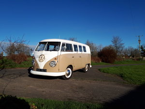 1963 Right Hand Drive VW Split Screen