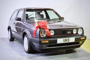 1991 VW GOLF MK2 GTI 16V ATLAS GREY 3 DOOR