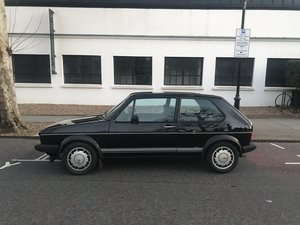 1983 Mk 1 golf gti 1.8 black campaign  57000 . For Sale
