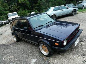 1983 Vw Golf 1.8 Gti mk1 For Sale