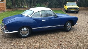 1966 KARMANN GHIA RHD  For Sale
