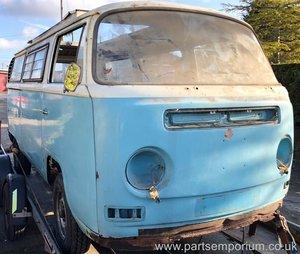 1971 VW Camper Project - T2 Bay window For Sale