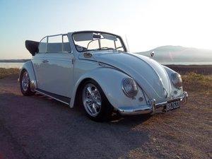 1961 Volkswagen Beetle Karmann Convertible For Sale