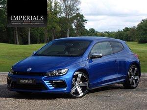 2016 Volkswagen  SCIROCCO  R 2.0 TSI DSG AUTO  16,948