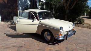 1964 VW Type 3 1500 Notchback in stock condition