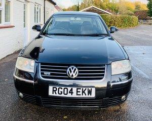 2004 VW Passat W8 - stunning