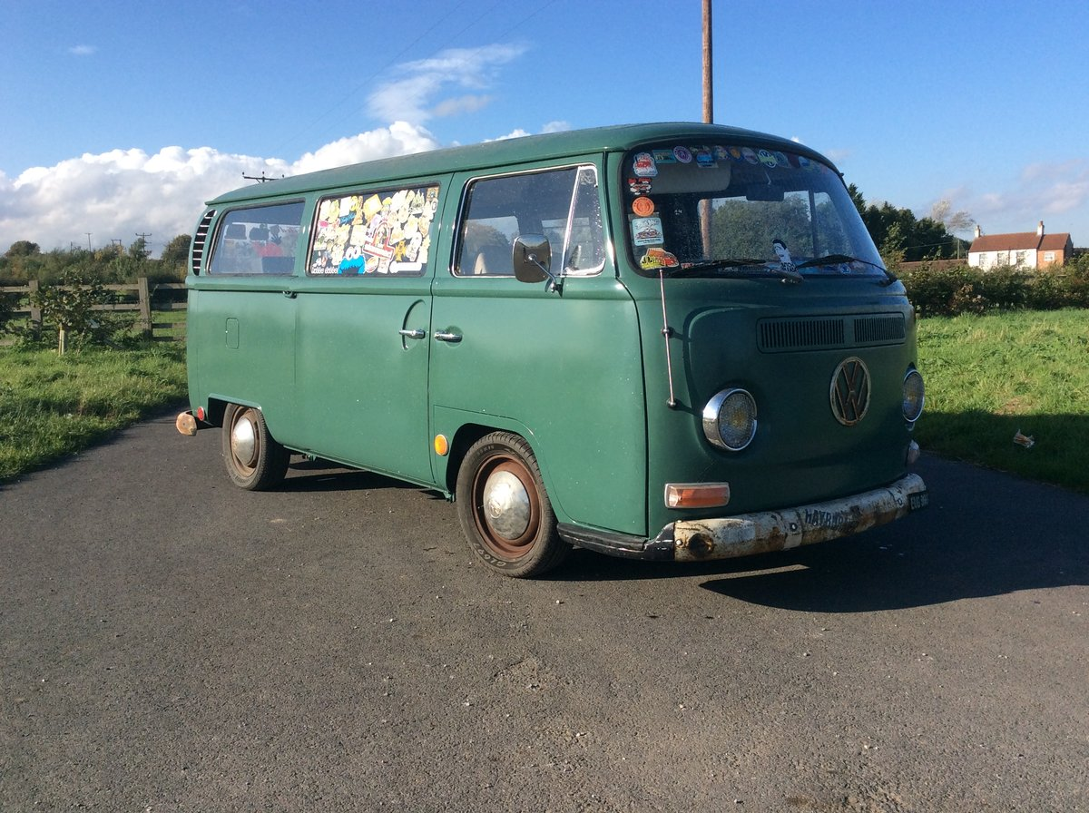 1968 Vw T2 early bay Californian import For Sale (picture 1 of 6)