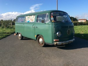 1968 Vw T2 early bay Californian import