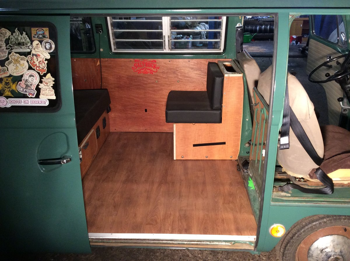 1968 Vw T2 early bay Californian import For Sale (picture 4 of 6)