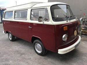1974 VW Bay Window Australian Import