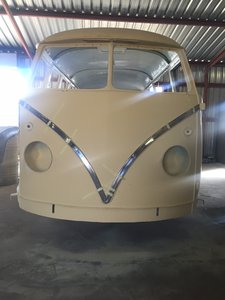 VW TRANSPORTER 1955-67 SPLITTY SPLITSCREEN CAMPER LHD copper brake pipe set