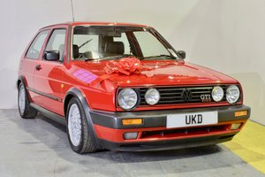 Picture of 1991 VW GOLF MK2 GTI 16V TORNADO RED 3DR SOLD