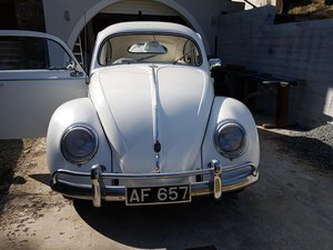 1956 VW Beetle Oval Window Mint. Beautiful Car For Sale