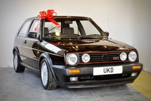 Picture of **NOW SOLD MORE REQUIRED** VW GOLF MK2 GTI 8V BLACK 1990 SOLD