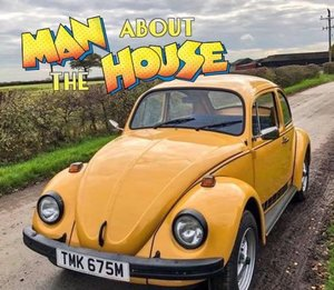 1973 VW Jeans Beetle - Restored & Famous History 1974  For Sale