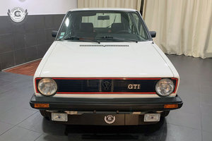 Golf GTI MK1 1981 SOLD