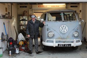 1960 VW Split Screen Safari Kombi Camper Van