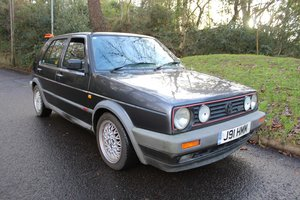 1992 VW Golf Gti 1.8 to be sold 31-01-2020 For Sale by Auction