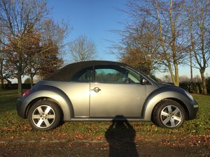 2010 Beetle convertible low miles full history  For Sale