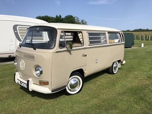 1969 Stunning Westfalia Tin Top Bay Window Campervan For Sale