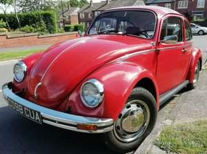 1985 VW Beetle 1200 rare velvet edition only 58k
