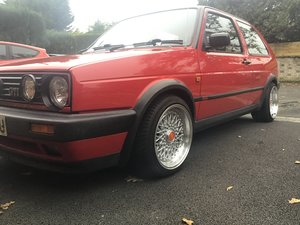 1991 Volkswagen Golf GTI mk2 For Sale