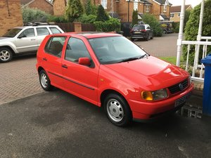 1999 VW Polo 1.4 Petrol Automatic