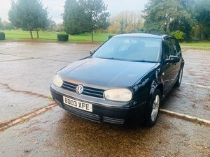 2003 Golf 1.9 gt tdi (130bhp) only 70,000 miles For Sale