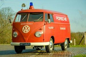 1962 Volkswagen T1, VW Splitscreen, VW Panelvan, T1 Lieferwagen SOLD
