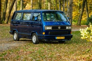 1992 Volkswagen Last Limited Edition, VW T3, VW T25 For Sale
