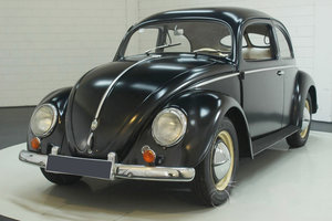 1952 Volkswagen Beetle 17 Jan 2020