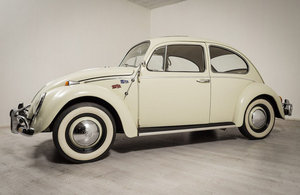 1965 Volkswagen Beetle  one owner from new 17 Jan 2020