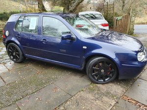 2003 VW Golf Mk4 GTI - AUQ 180bhp For Sale