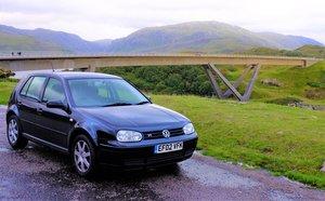 2002 VW Golf 2.8 V6 4MOTION MK4 Only 42000 miles